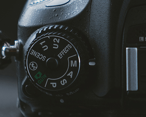 How to Prepare - Know Your Camera 1